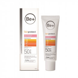 Be+ Skinprotect SPF50+ Piel Intolerante 50ml