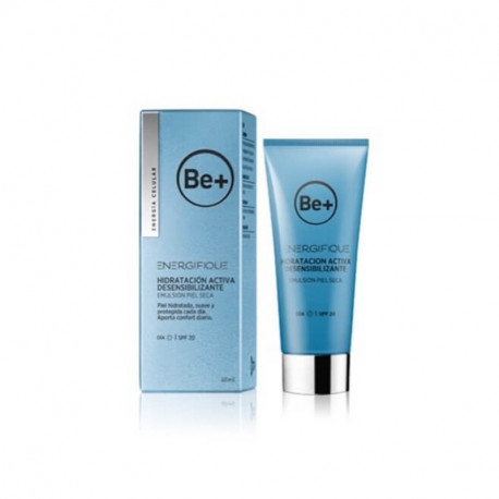 Be+ Energifique Emulsion Piel Seca Revitalizante en Profundidad 40ml