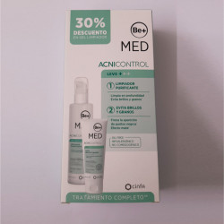 Be+ Med Acnicontrol Leve Tratamiento Completo