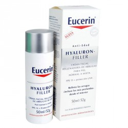 Eucerin Hyaluron Filler Crema Dia piel normal-mixta