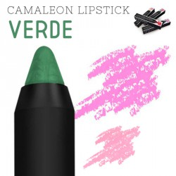 Camaleon Magic Colourstick Lápiz Labial color Verde