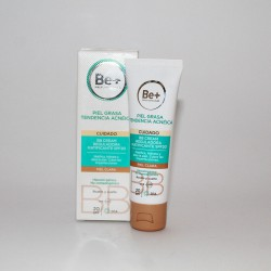 Be+ BB Cream Reguladora Matificante Piel Clara SPF-20