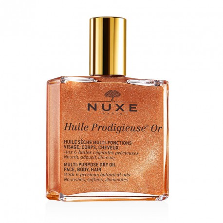 Nuxe Huile Prodigieuse Or Spray 100ml
