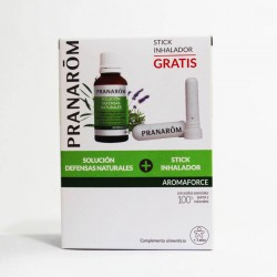 Prânarom Solución Defensas 30ml + Stick Inhalador