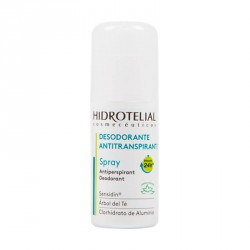 Hidrotelial Desodorante Antitranspirante Spray 75ml