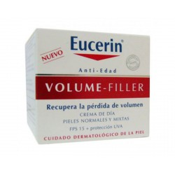 Eucerin Volume-Filler Crema Día Piel Normal-Mixta