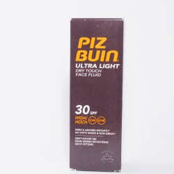PIZ BUIN Ultra Light Fluido Facial SPF-30 50ml