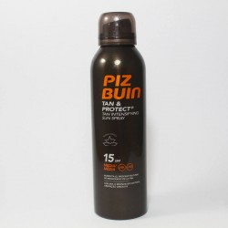 PIZ BUIN Tan & Protect SPF-15 Spray 150ml