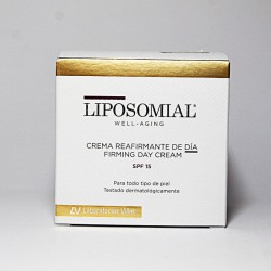 Liposomial Well-Aging Crema Reafirmante Día Con FPS-15 50ml